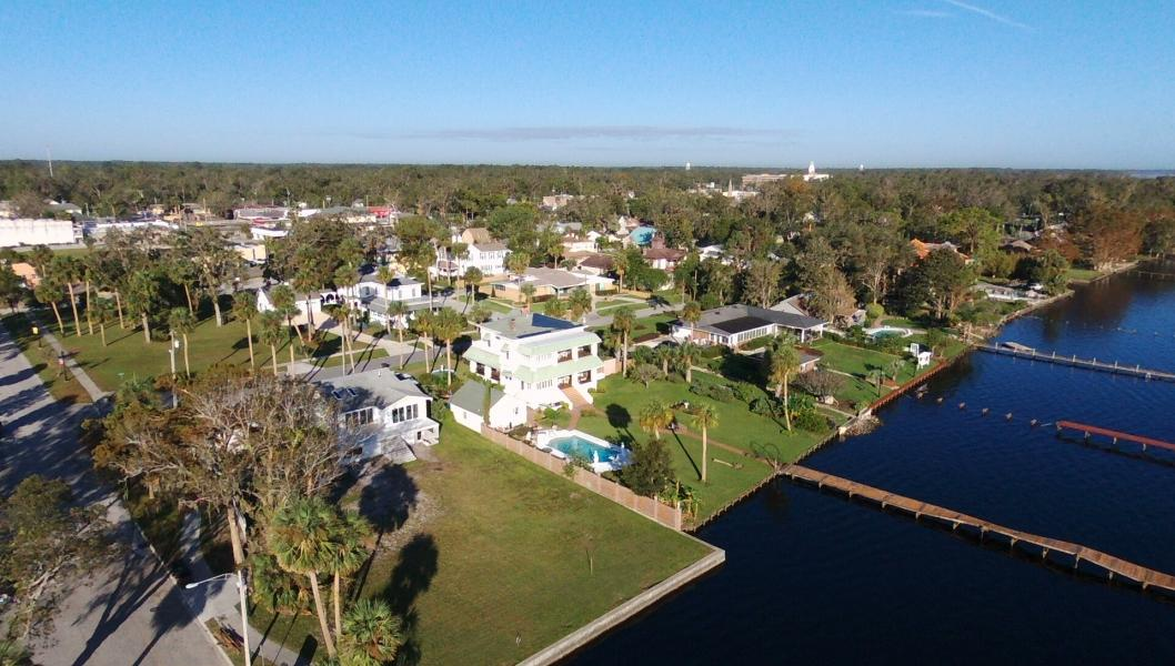 Drone Photo Green Cove Springs FL