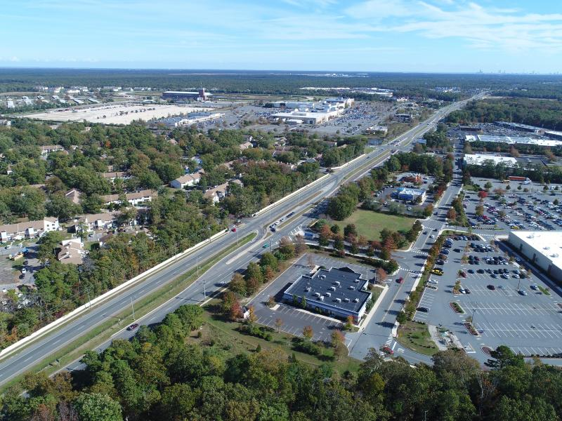 Drone Photo Hamilton Township NJ