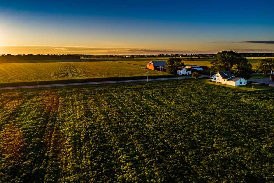 Drone Photo Hamler OH