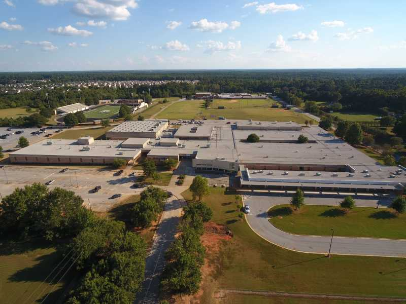Drone Photo Hampton GA
