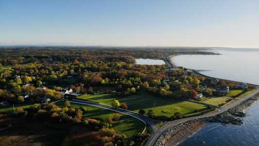 Drone Photo Hampton NH
