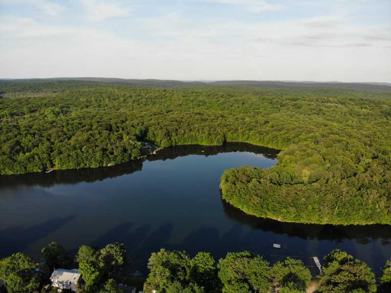 Drone Photo Hardyston Township NJ