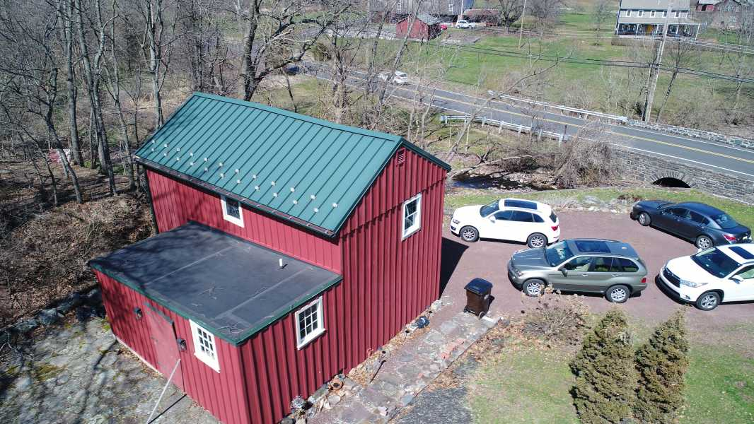 Drone Photo Harleysville PA