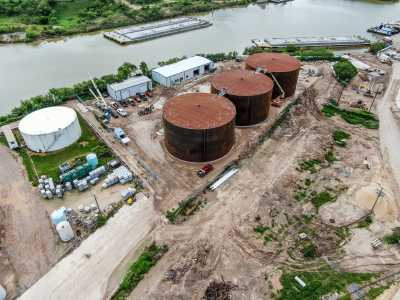 Drone Photo Harlingen TX
