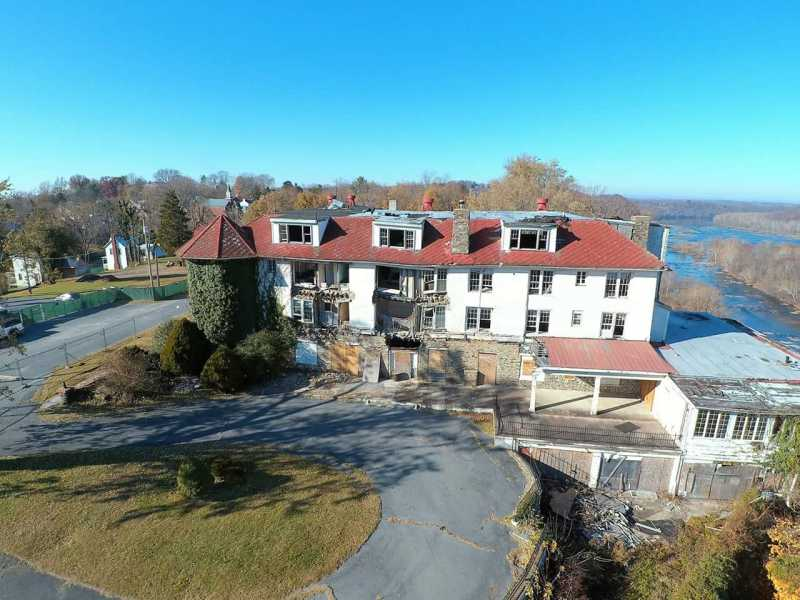 Drone Photo Harpers Ferry WV