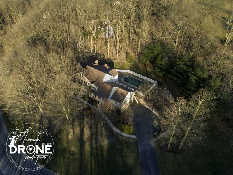 Drone Photo Harrisburg PA
