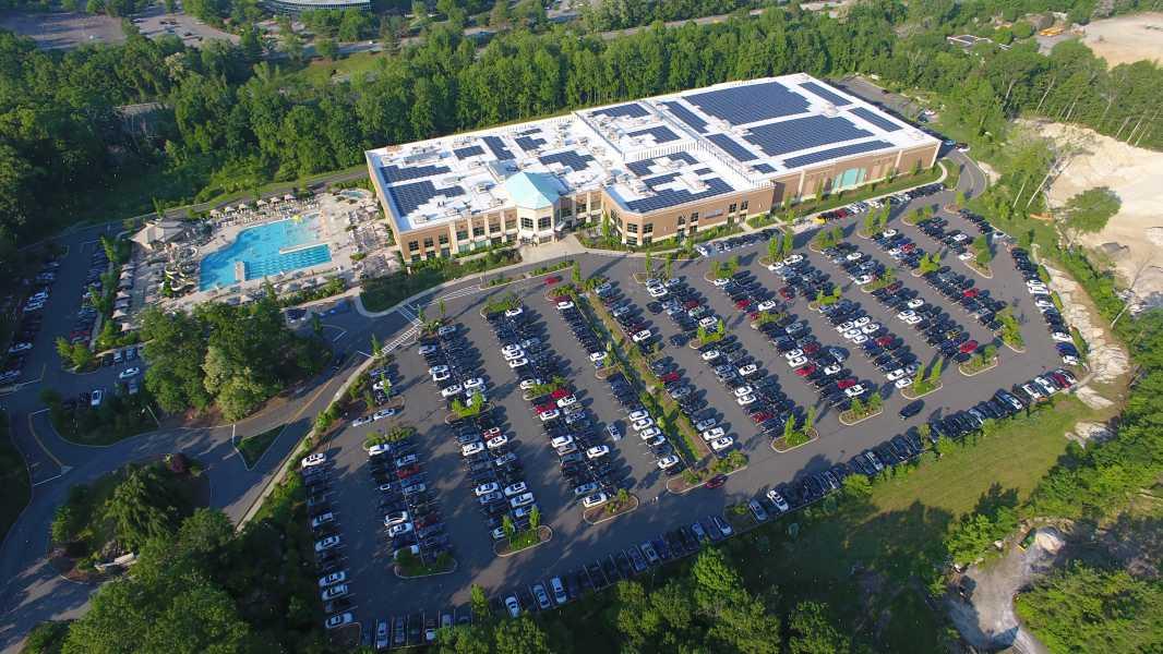 Drone Photo Harrison NY