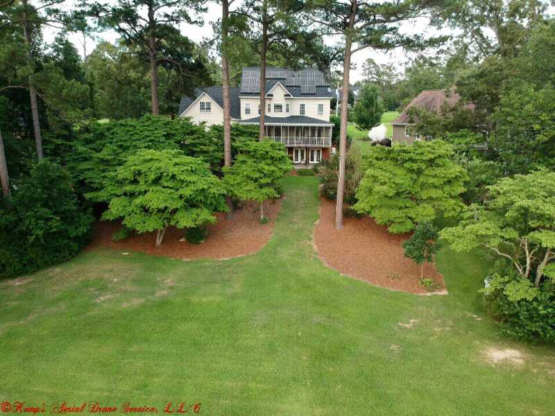 Drone Photo Hartsville SC