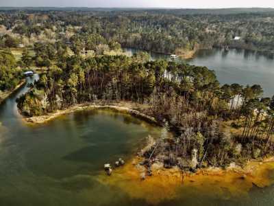 Drone Photo Hemphill TX