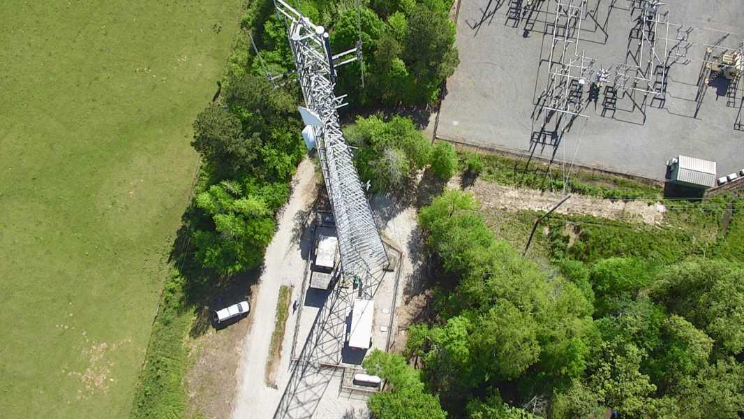Drone Photo Henderson TX