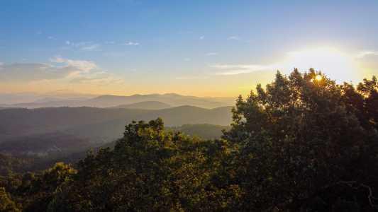 Drone Photo Hendersonville NC