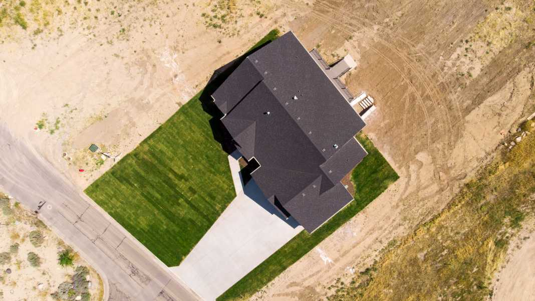 Drone Photo Herriman UT