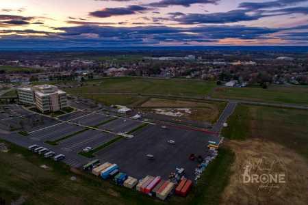 Drone Photo Hershey PA