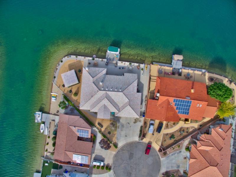 Drone Photo Hesperia CA