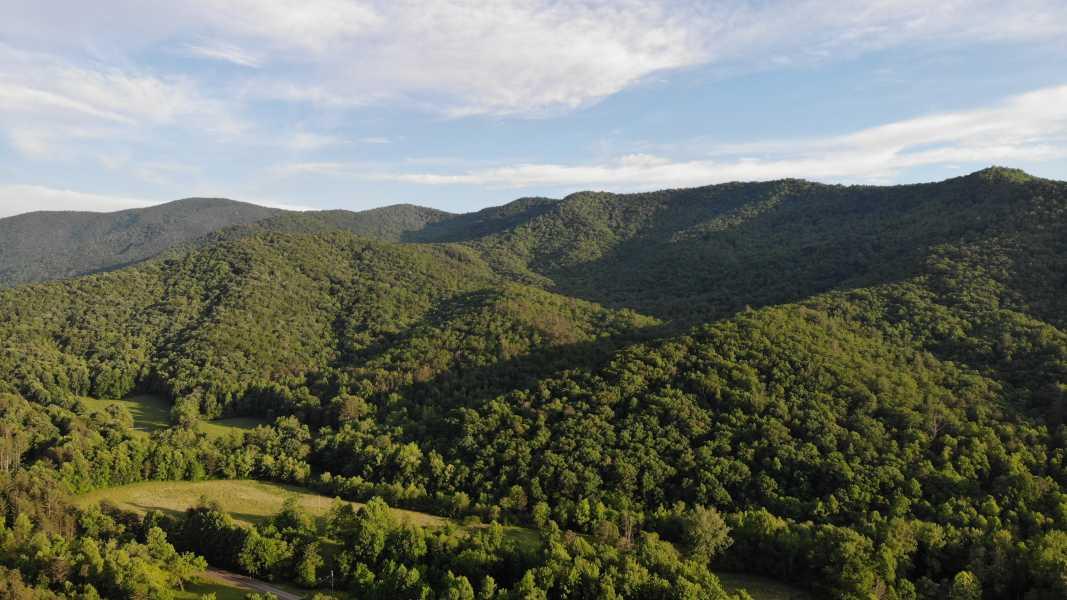 Drone Photo Hiawassee GA