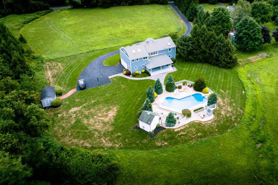 Drone Photo Hillsborough Township NJ