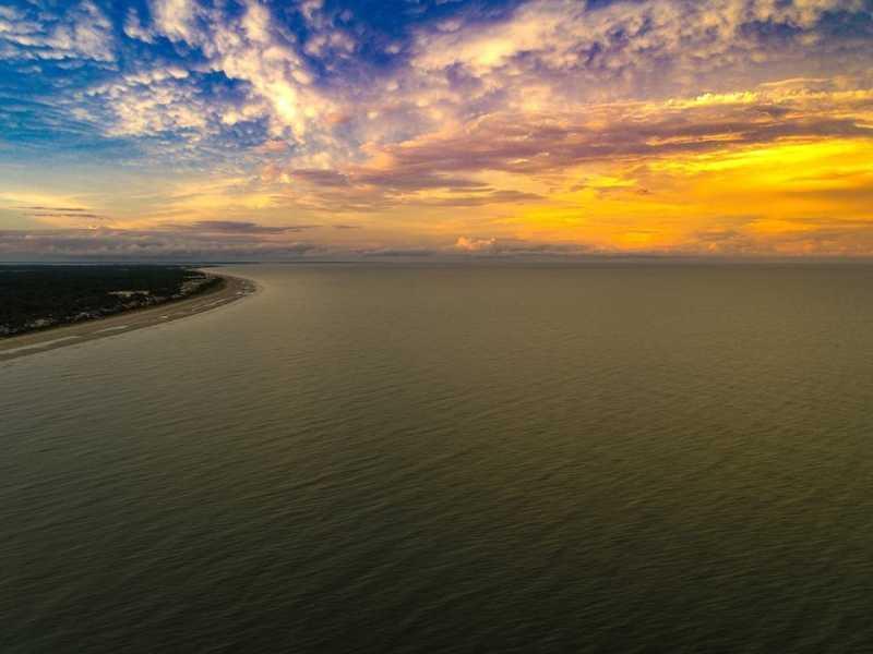Drone Photo Hilton Head Island SC