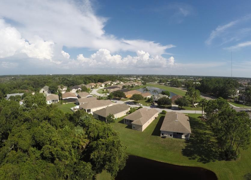 Drone Photo Holiday FL