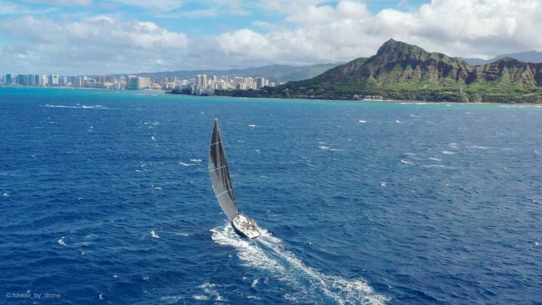 Drone Photo Honolulu HI