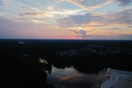 Drone Photo Hope Mills NC