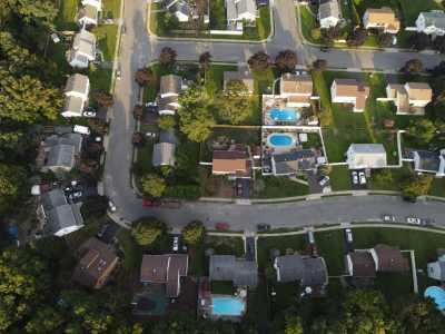 Drone Photo Howell Township NJ