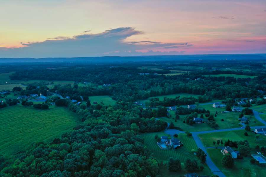 Drone Photo Hummelstown PA