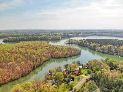 Drone Photo Huntersville NC