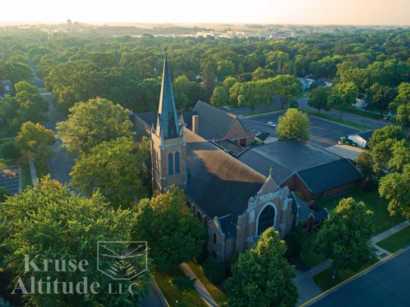 Drone Photo Hutchinson MN