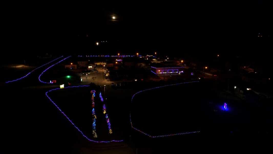 Drone Photo Hutsonville IL