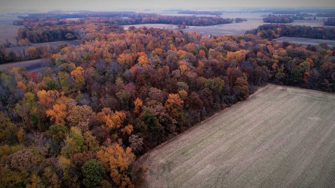 Drone Photo Independence KS