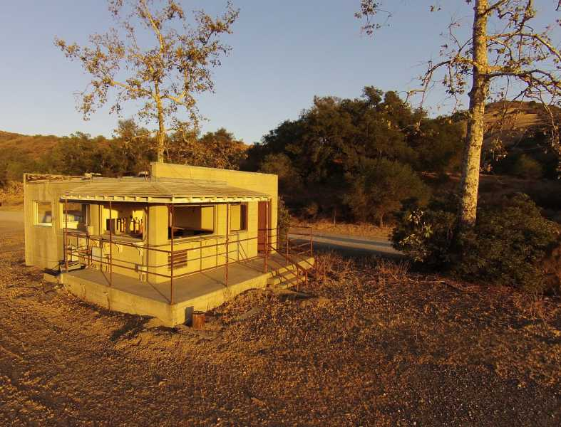Drone Photo Irvine Lake Ca