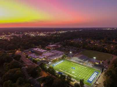 Drone Photo Jackson MS