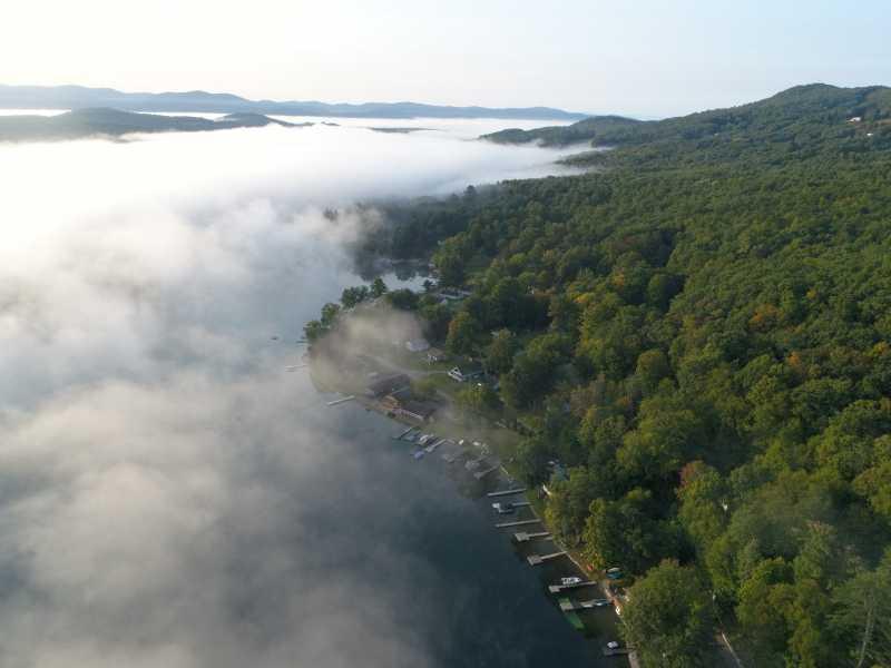 Drone Photo Jackson NY