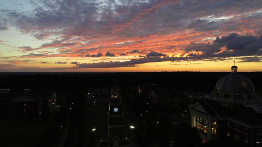 Drone Photo Jackson TN
