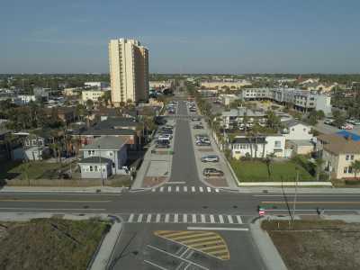 Drone Photo Jacksonville Beach FL
