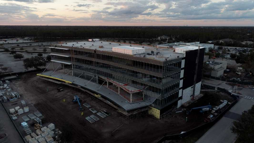 Drone Photo Jacksonville FL