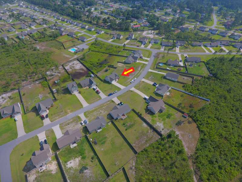 Drone Photo Jacksonville NC