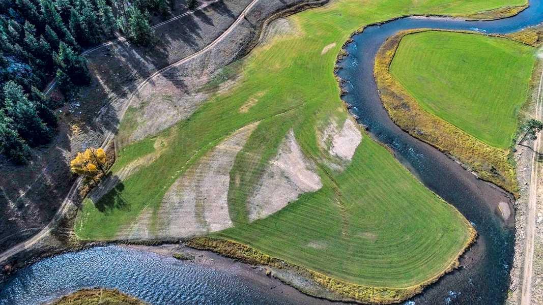 Drone Photo Jefferson County CO