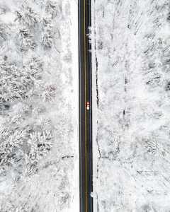 Drone Photo Johnsburg NY