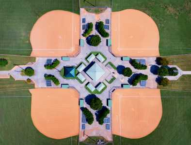 Drone Photo Johnson City TN