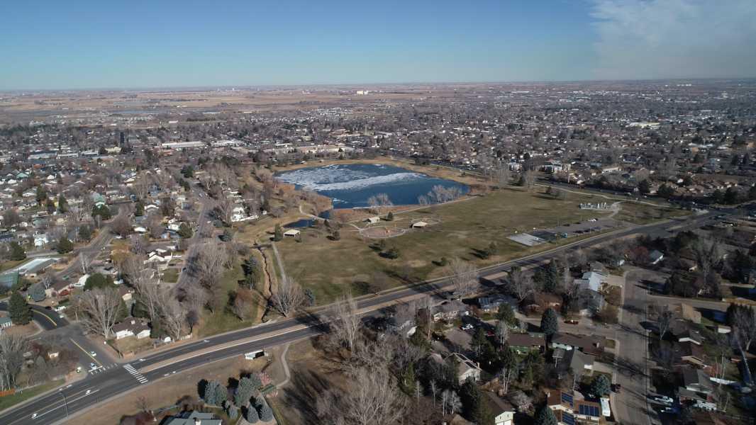 Drone Photo Joplin MO