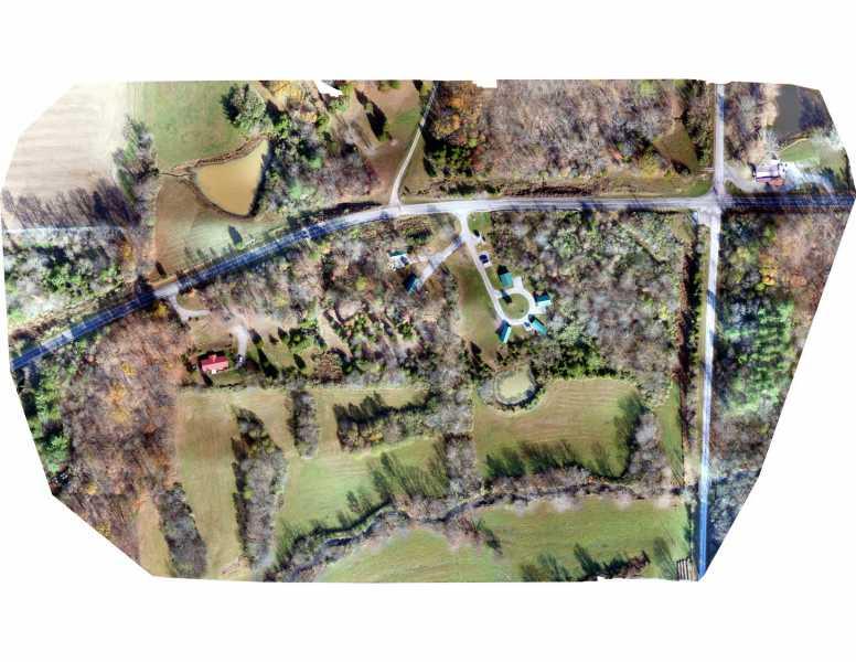 Drone Photo Karbers Ridge IL