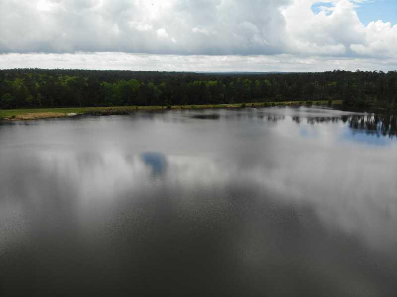 Drone Photo Karick Lake Fl