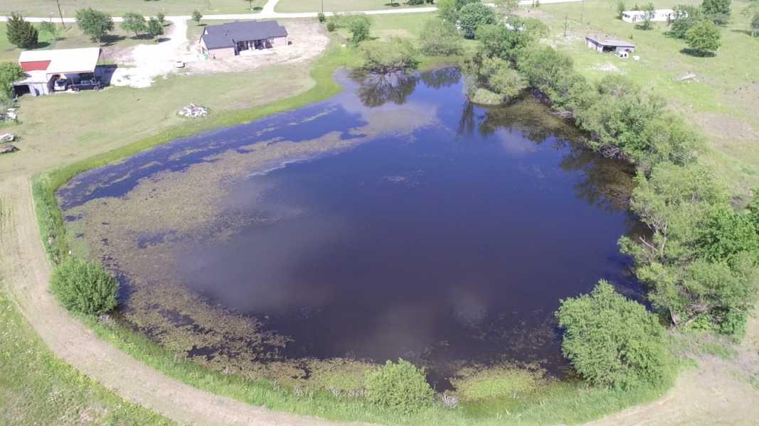 Drone Photo Kaufman TX