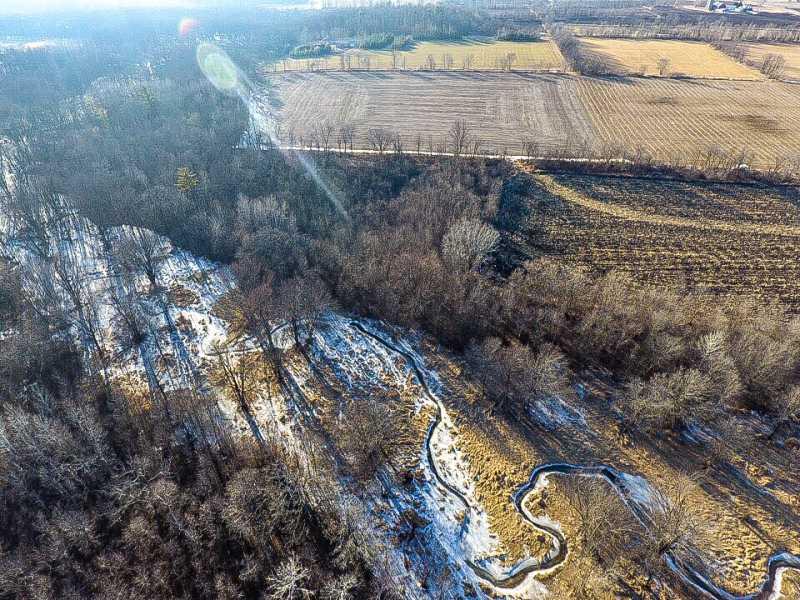 Drone Photo Kiel WI