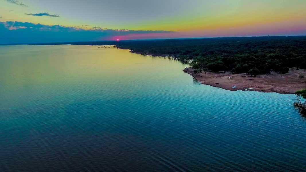 Drone Photo Kingston OK