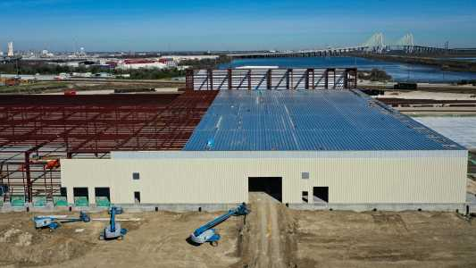 Drone Photo La Porte TX