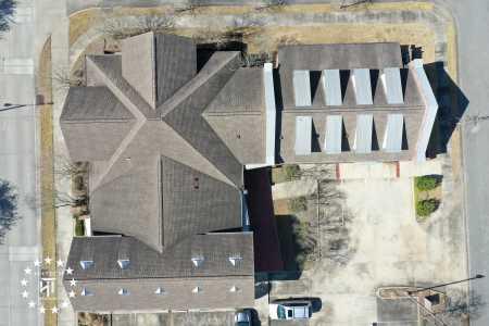 Drone Photo Lafayette LA