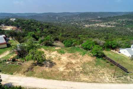 Drone Photo Lago Vista TX