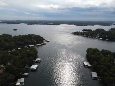 Drone Photo Lake of the Ozarks Mi